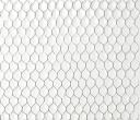 Izola ocynk - hexagonalna oczko 25 mm /0,80/50m