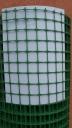 SIATKA PCV ZIELONA GRUBA RABATOWA wys.120 cm